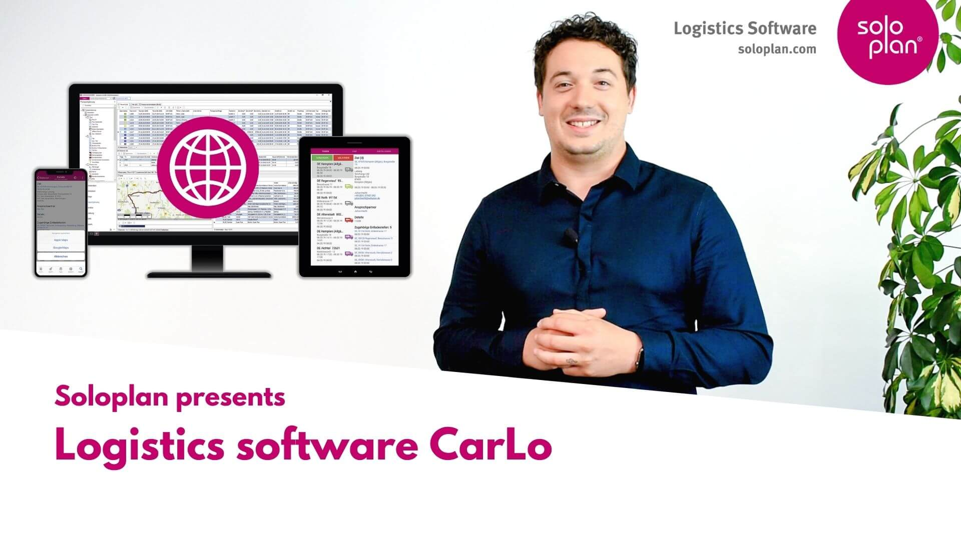 Transportmanagement system CarLo
