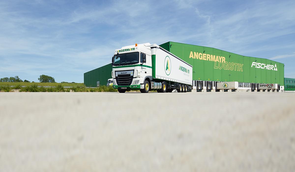 Angermayr Spedition & Logistik